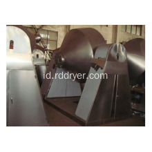 Mesin Farmasi Double-Cone Powder atau Granule Mixer